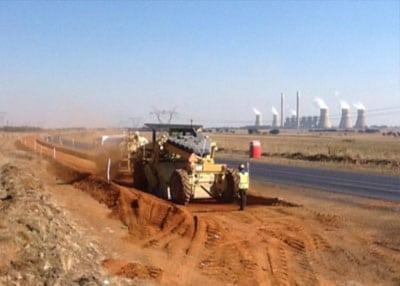 Rehabilitation of Road P127/2