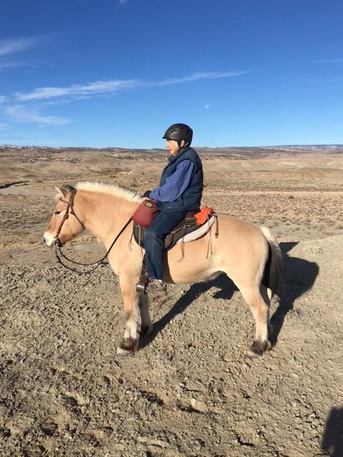 Roise and Liska Pearl in Utah