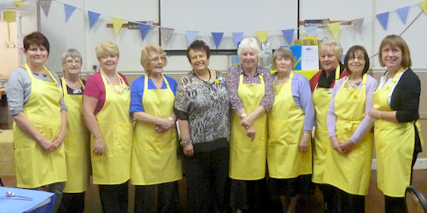 South Leicestershire Marie Curie Fundraising Group