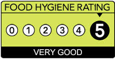 Food Hygiene Star Rating Badge