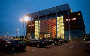 Marriott Hotel, Enderby, Leicester