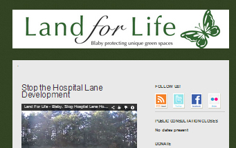 landforlife website image