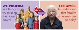 Respect And Tolerate Update Banner