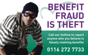 benefit fraud theft