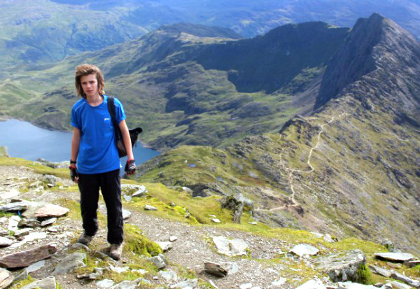 jack gittins on snowdon