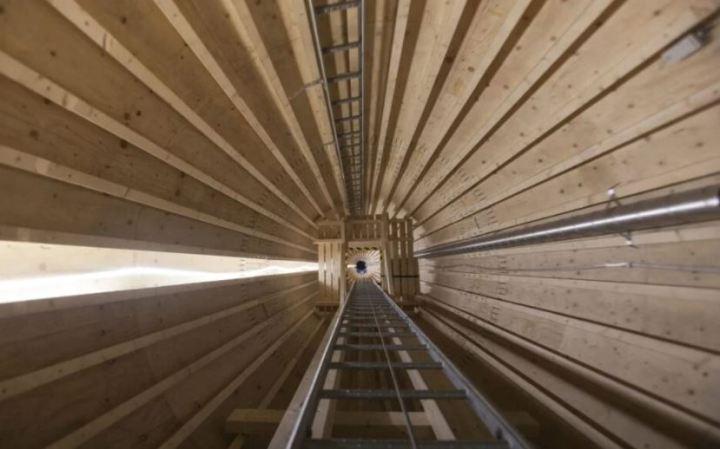 Vestas redobla su apuesta por las torres eólicas de madera de Modvion
