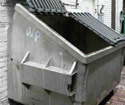 dumpster requests endicott 1 - General Information