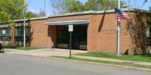 endicott police station 300x149 - About