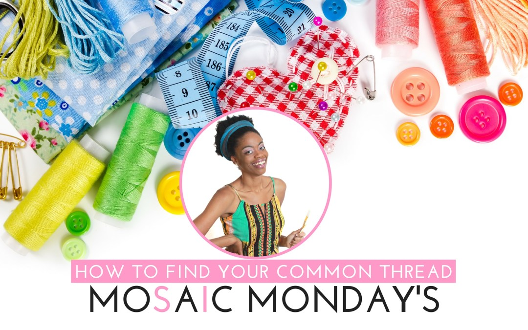 How To Find The Common Thread In Your Business
