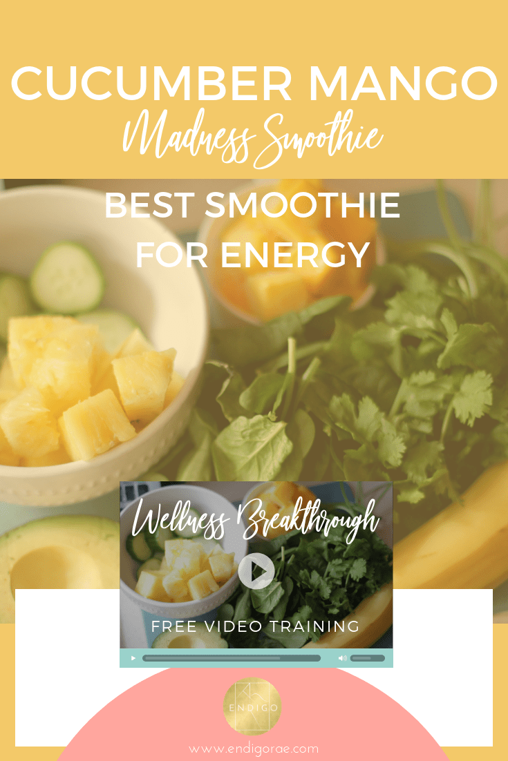 Best smoothie to boost your energy