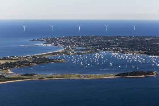 Block Island Wind Farm photo © John Supancic