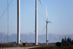 Denmark Østerild Wind Turbine Test Field General Electric Haliade 150 6MW (Photo: Silvio Matysik)