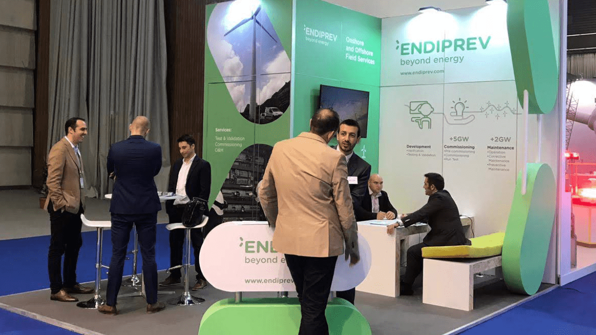 Endiprev at WindEurope Conference & Exhibition 2019 in Bilbao