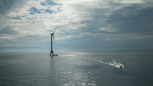 Endiprev team returns to the Block Island Wind Farm to perform a maintenance campaign, with 100% American workforce, specialized in offshore wind.