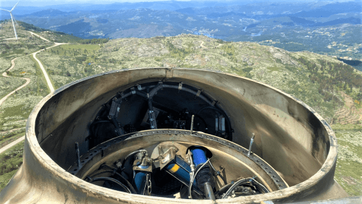 Endiprev performs a major corrective operation for SGRE in Portugal