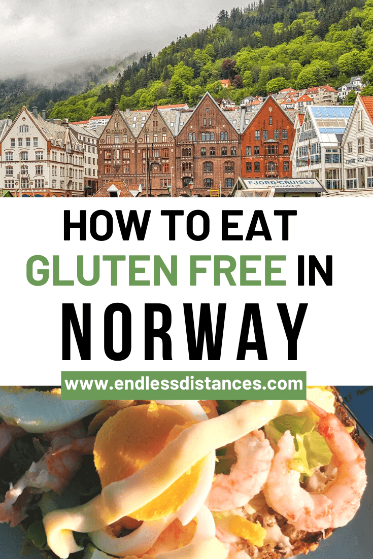Are you celiac in Norway? Check out this full guide to gluten free Norway, including tips for gluten free restaurants in Oslo, Stavanger, Bergen, and more. #glutenfreenorway #glutenfreeoslo #glutenfreestavanger #glutenfreebergen #glutenfreetravel
