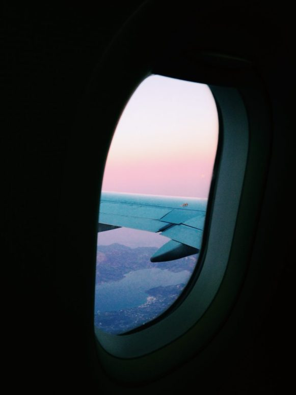 Travel inspires poetry, and poetry inspires travel. When I hit writer's block, just give me an airplane window over the ocean and the wheels turn again.