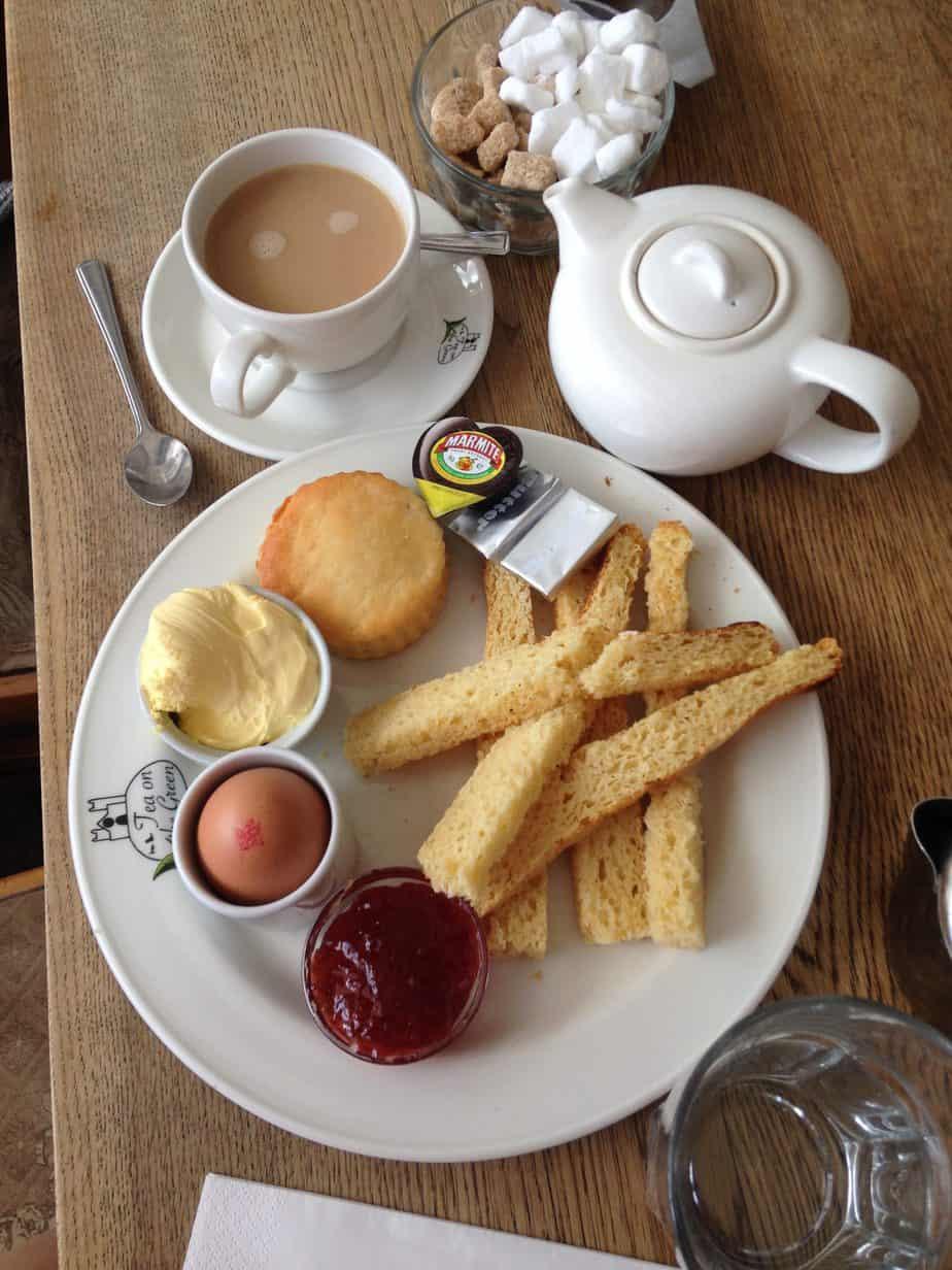 My Gluten Free Afternoon Tea London Bucket List