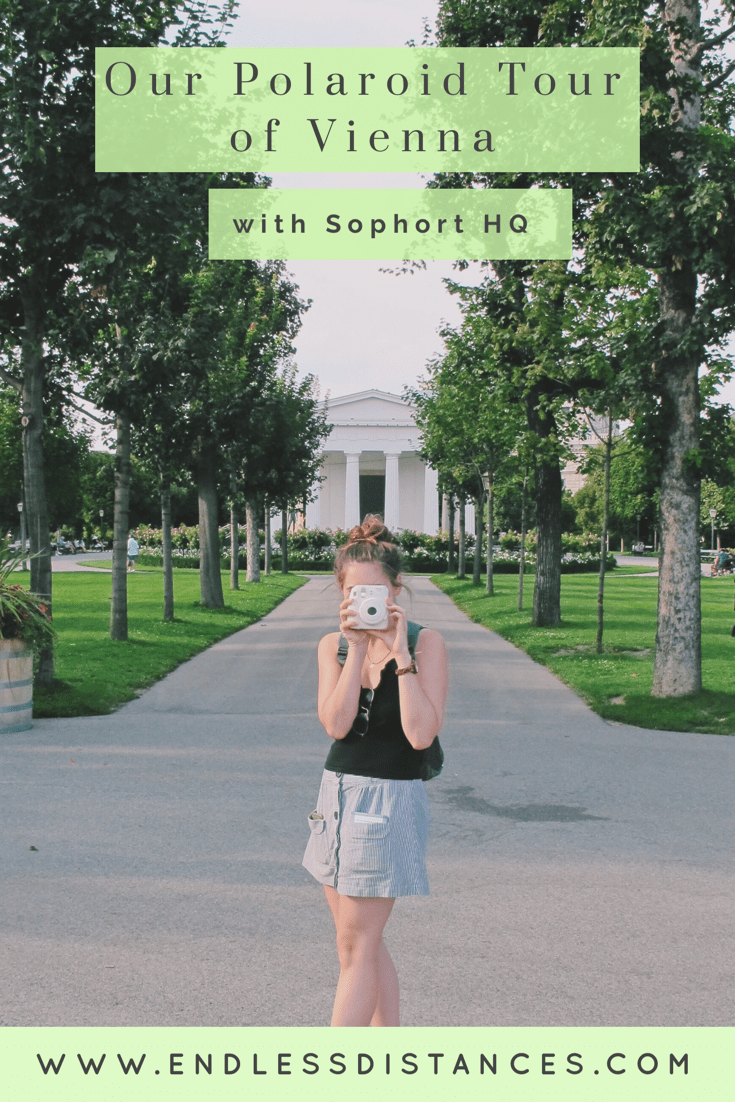 If you're short on time in Vienna, sightsee with a unique Vienna polaroid tour! Read for our experience with Sophort HQ Vienna polaroid tour.