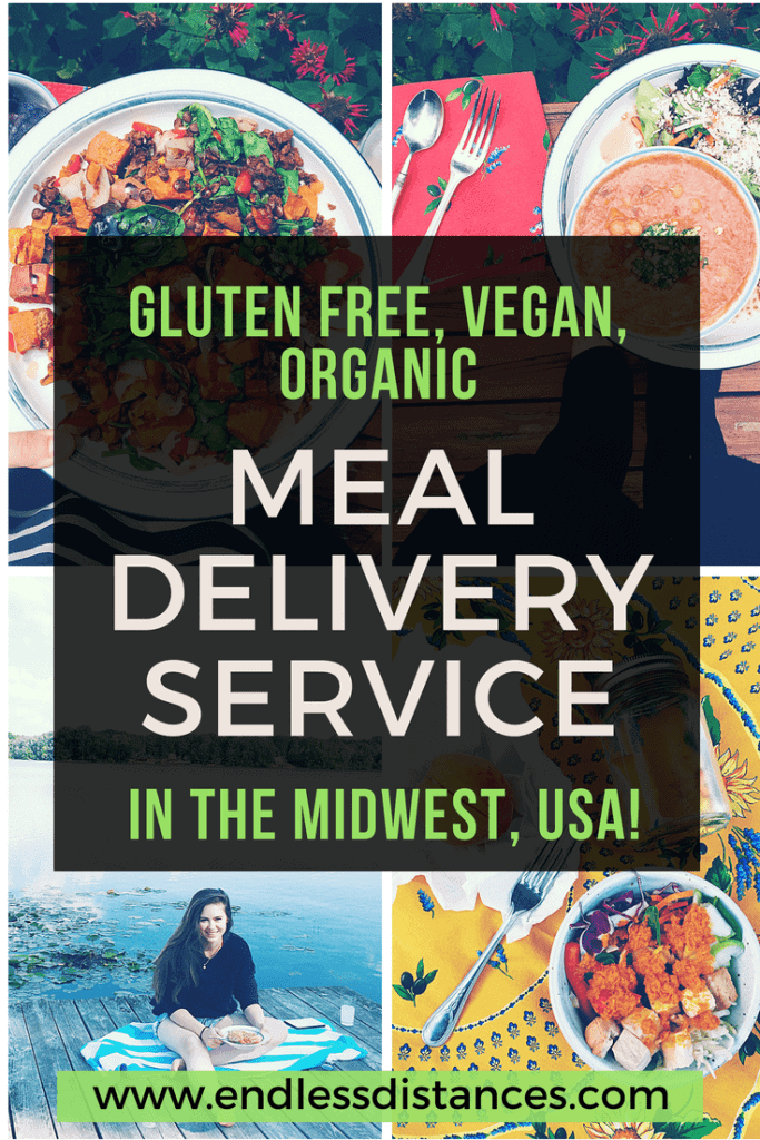 Sprinly is a vegan and gluten free meal delivery service in the Midwest? Sprinly delivers meals fresh to your door. Read this Sprinly review for details! #sprinly #mealdelivery #glutenfree #vegan #organic #glutenfreemealdelivery