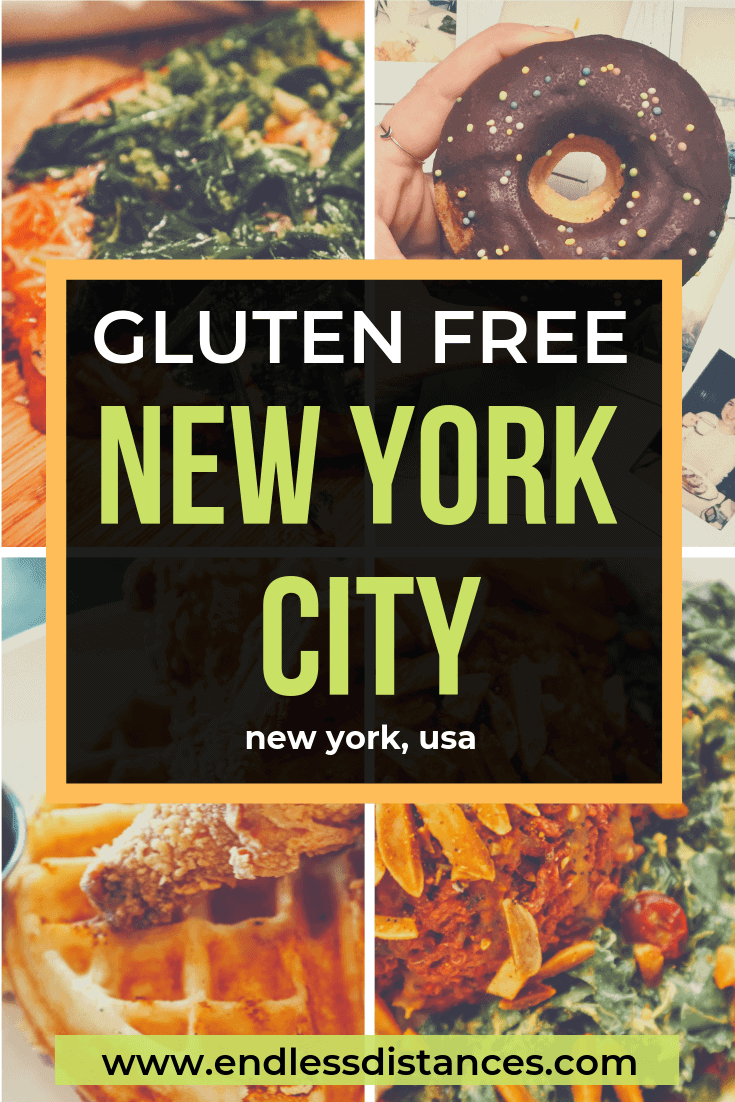 Gluten Free Restaurants Nyc A Guide To Eating Gluten Free