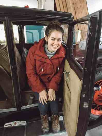 Looking for the most unique tour in Detroit? Check out Antique Touring, who will take you on a tour in Detroit with a vintage Ford Model A. #tourindetroit #detroittours #antiquetouring #vintagecartour #fordmodela #visitdetroit #detroittravel