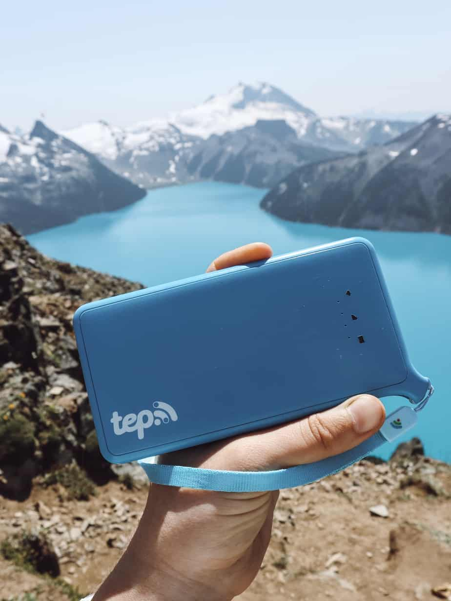 The Best International Hotspot for Travel: TEP Wireless Review