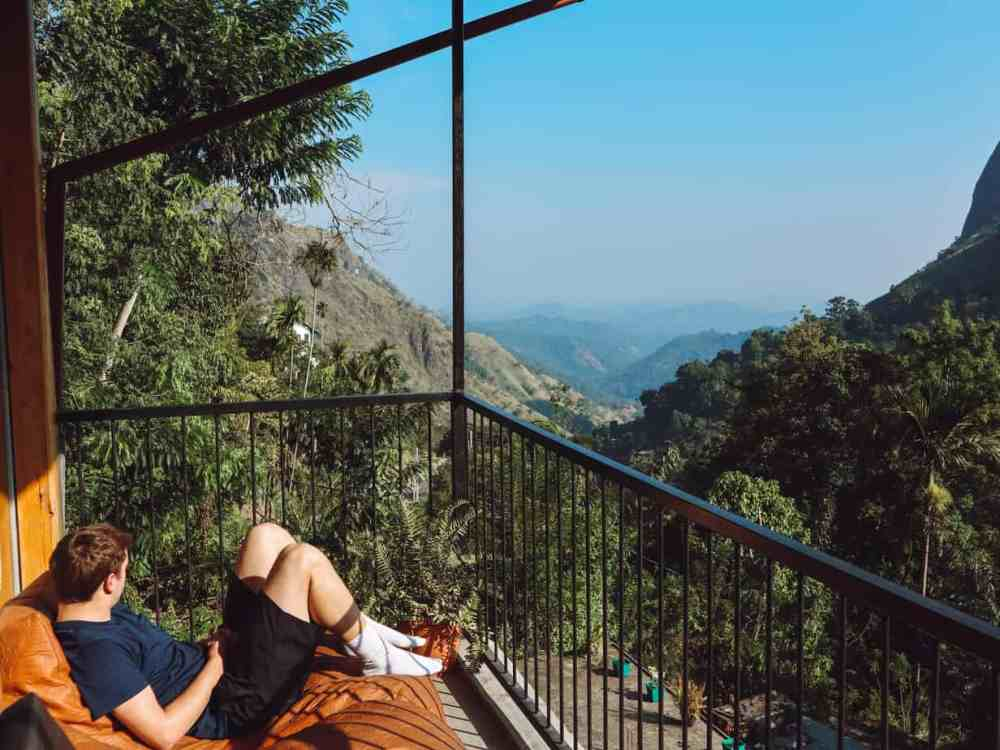 With stunning panoramic views, Country Homes Ella is the best homestay in Ella, Sri Lanka. Read our full review including special tips for your stay. #countryhomesella #wheretostayinella #ellasrilanka