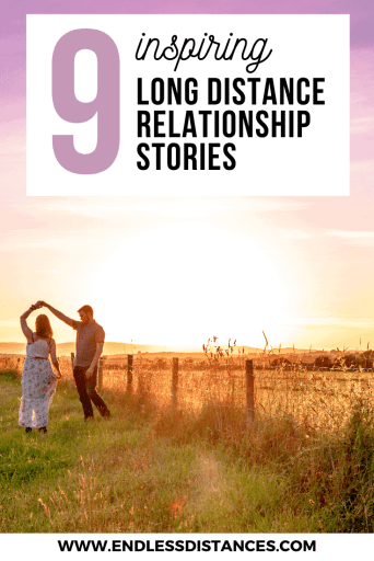Choosing to pursue a long distance relationship is hard. These inspiring long distance relationship stories will show you how worth it that choice can be! #inspiringlongdistancerelationshipstories #longdistancerelationship #ldr