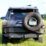 Sso Southern Style Offroad 5th Gen 4runner V2 0 Rear Bumper With Trailgator Endless Horizon Outfitters