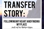 Transferring colleges is hard enough without the negative stigmas surrounding it. On Endless May, guest author Madison Keyser writes about her transfer experience following her heart and finding her place. Great advice for any student even if they aren't considering transferring!