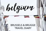Adventures to Belgium on a college student budget from Endless May!