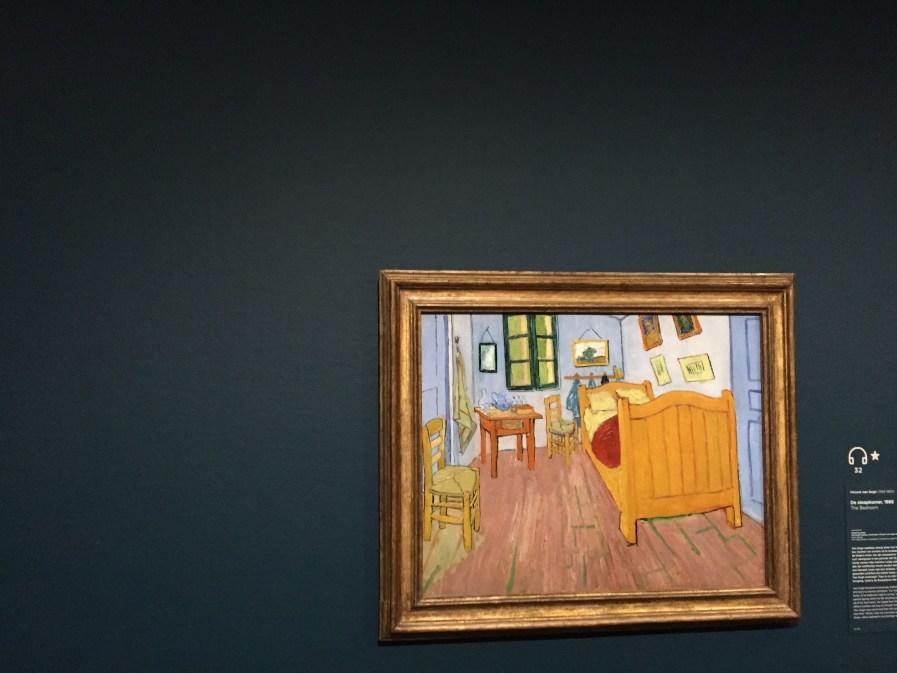 """""""The Bedroom"""" by Van Gogh"""