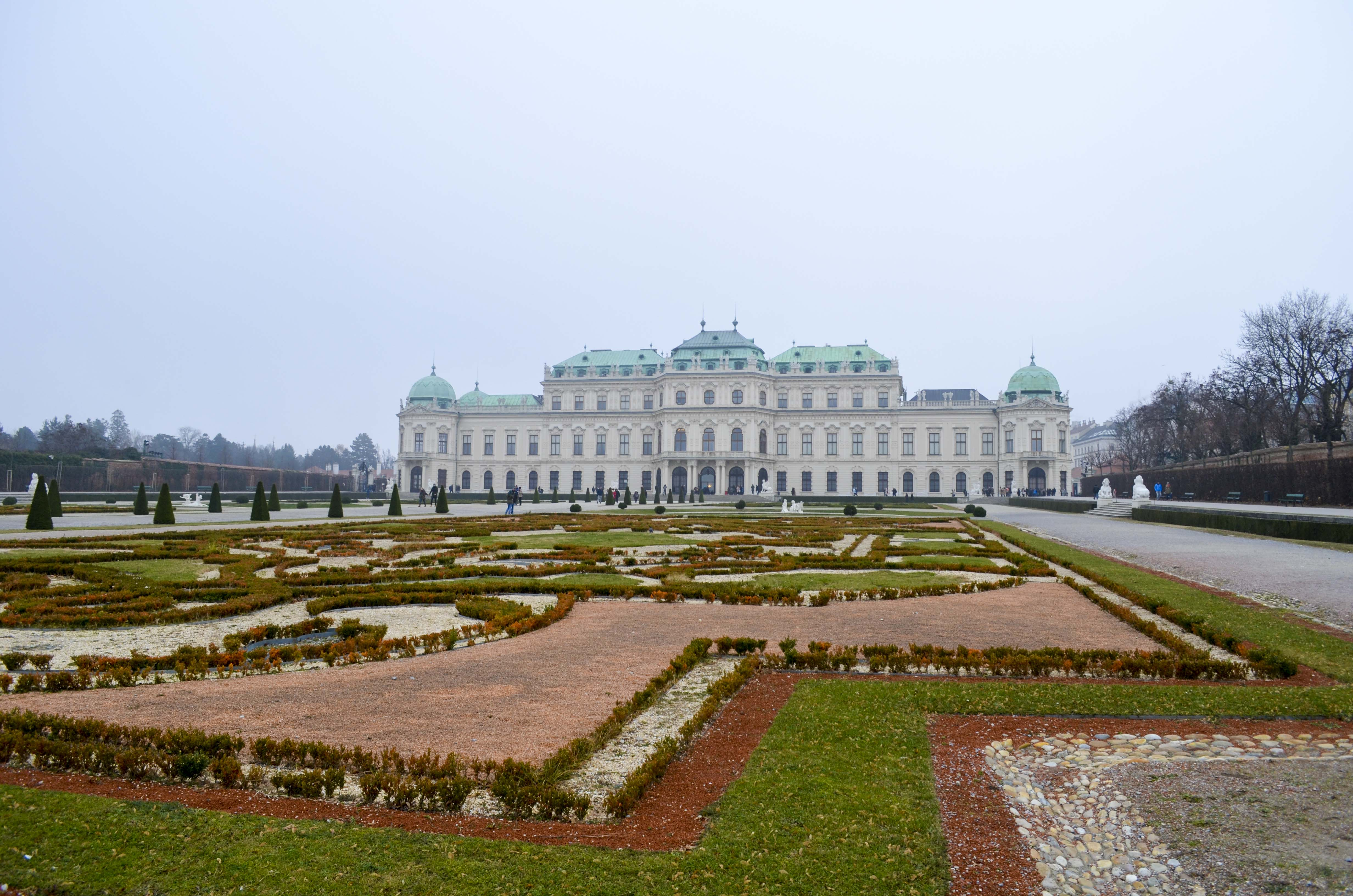 One day in Vienna, a travel guide from Endless May