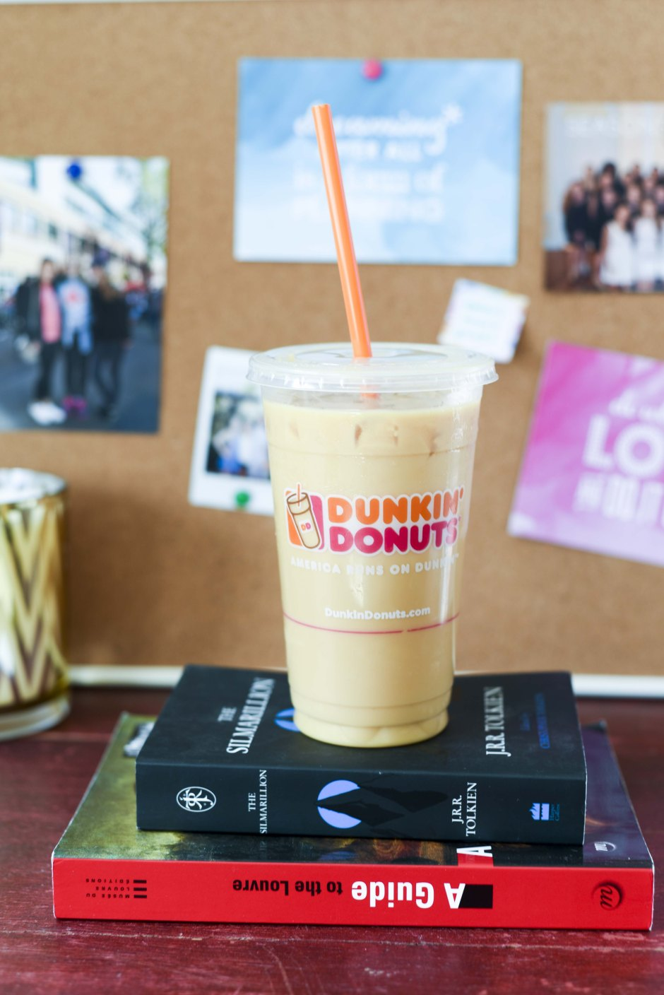 Dunkin' Donuts + Endless May #ad
