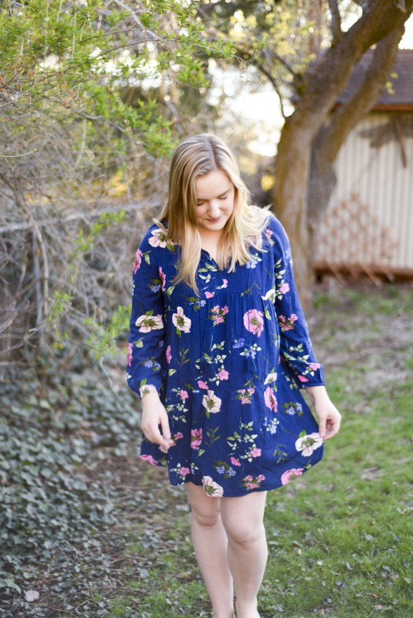 Spring Dresses with Old Navy