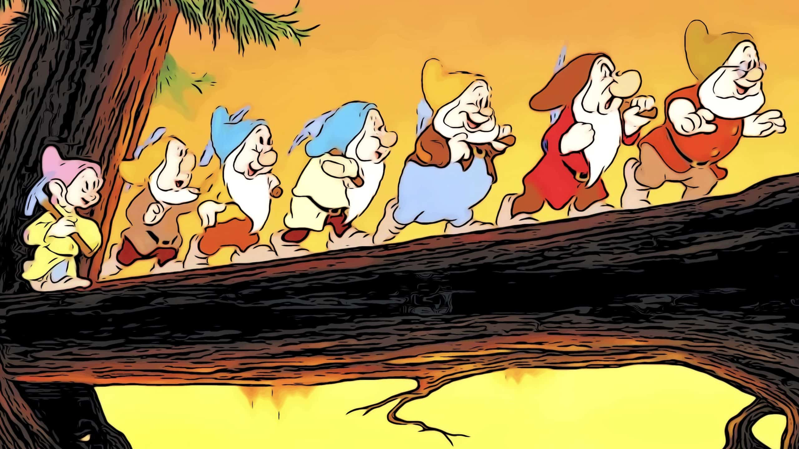 Here Are The 7 Dwarfs Names Endless Popcorn