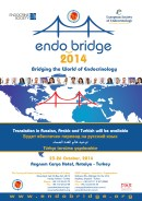 EndoBridge 2014, Antalya, Turkey, October 23-26, 2014