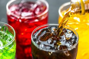 Soft drinks Premature death