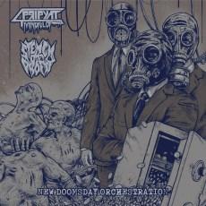 Mindful of Pripyat/Stench of profit - Split - LP