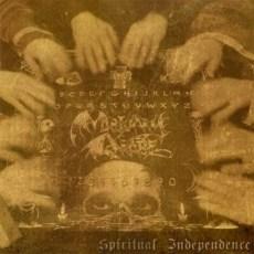 Mortuary Drape - Spiritual independence - LP