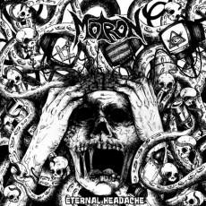 Motron - Eternal headache - LP