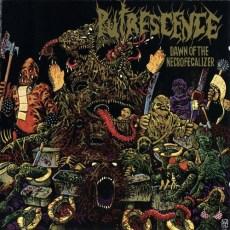 "Putrescence - Dawn of the necrofecalizer - 12"" LP"