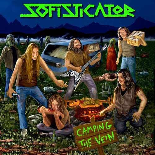 Sofisticator - Camping the vein - LP