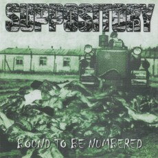 """Suppository/Mindflair - Bound to be numbered/Kruuunk - 10""""EP"""