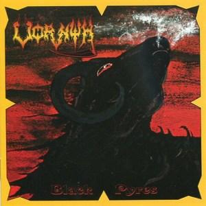 Vornth - Balck pyres - LP