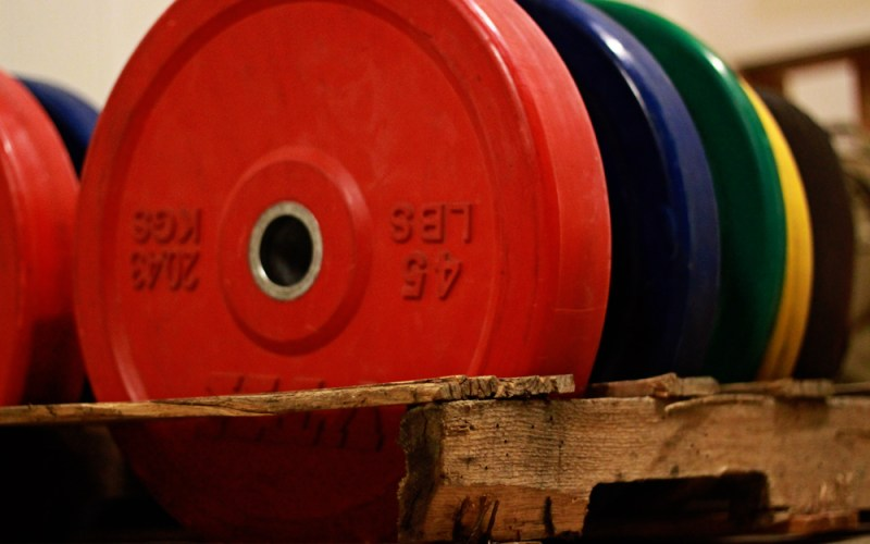 Rack Your Weights…for Free!