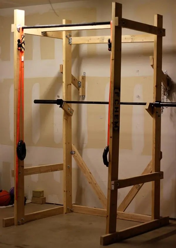 DIY Power Rack