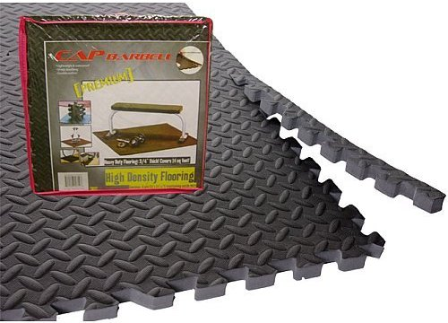 Garage Gym Flooring Options