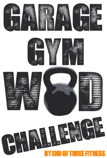 The garage gym wod challenge